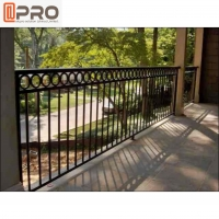 Buy cheap DIY Install Aluminum Balustrade And Handrail 950mm height product