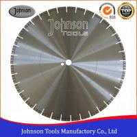 "China 500mm 20"" / 24"" Diamond Concrete Saw Blades with Good Efficiency wholesale"