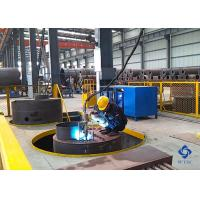 Tube to Tube Sheet High Frequency Welding Machine Automatic