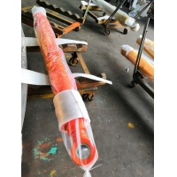 Buy cheap K1011088A DX255LC stick hydraulic cylinder Doosan heavy equipment spare parts excavator parts product