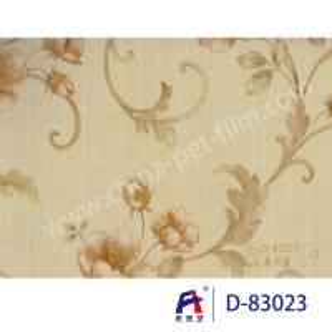 Buy cheap PVC  Coating  Film    PVC Decorative Film  D-83023 M the carnot  0.12-0.14mm product