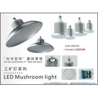 Buy cheap factory lighting led highbay dimmable mushroom light meanwell driver bridgelux led CE product