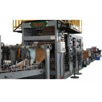 Professional Machinery for Make Food Paper Bags , Paper Bag Manufacturing Machine