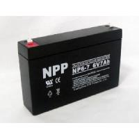 Buy cheap Storage Battery 6V7Ah product
