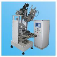 Buy cheap CNC 4- AXIS  DRILLIN& TUFTING BRUSH MAKING MACHINE product