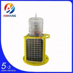 Buy cheap Linternas marinas accionadas solares de AH-LS/C-6 LED rojas, verdes, amarillas (ambarino), azul o blanco product