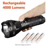 Buy cheap Waterproof Lumintop Sd75 Xhp70 Flashlight , Portable LED Security Flashlight product