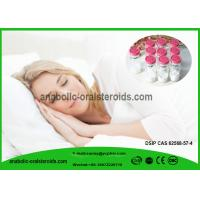 Buy cheap Raw Staying  Asleep Peptides Steroids Powder CAS 62568-57-4 DSIP for Deeper Sleep product