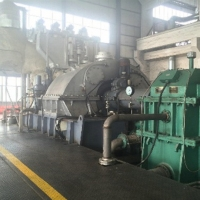 China Suction Type 24T/H Steam Turbine Electric Generator 3000kw on sale