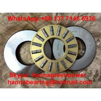 Buy cheap 89416M Brass Cage Thrust Cylindrical Roller Bearing with Single Direction product