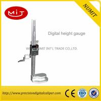 """Buy cheap 0-300mm/0-12"""" Electronic Digital Height Gauge with Single Beam/Measuring calipers product"""