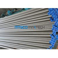 Buy cheap ASTM A213 / ASME SA213 Size 1 / 4 Inch Stainless Steel Seamless Tubing For Transportation product