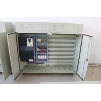 China IP55 Schneider Gray Or Black End Carriage Control Panel Of 0.75kw-30kw Inverter Capacity wholesale