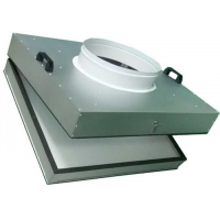 Buy cheap Disposable Replaceable Hepa Air Filter Ceiling For Clean Room product
