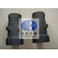 Buy cheap High Strength Silicon Carbide Pipe / Silicon Carbide Tube SiSiC Material product
