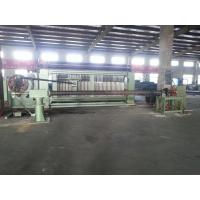 Buy cheap Double Twist Automatic PLC Control Gabion Mesh Machine Infrared Ray Safety product