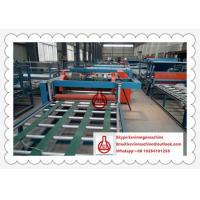 Buy cheap Magnesium Oxide Board Production Line for Mgo / Mgcl / Fiber Glass Mesh Raw Material product