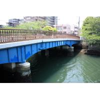 Buy cheap Composite Deck Steel Girder Prefabricated Delta Bridge Temporary product