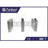 Buy cheap Mechanical Swing Speed Gate Turnstile Full Automatic Access Control Turnstiles product
