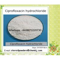 Buy cheap Ciprofloxacin hydrochloride 86393-32-0 treat a wide variety of infections product