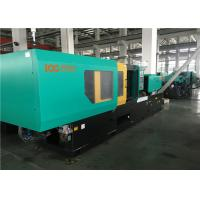 China Low Noise Horizontal Injection Moulding Machine 320 T 170 Kg / H Plasticizing Rate on sale