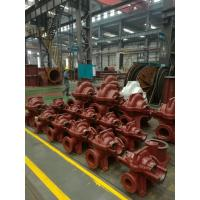 Buy cheap High Efficiency Double Suction Split Case Centrifugal Pump Wide Range Capacities product