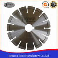 Buy cheap High Precision Diamond Concrete Saw Blades For Concrete Grooving 180mm product