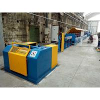 Buy cheap Automated Copper Wire Drawing Machine , Horizontal Welding Rod / Wire Nail Making Machine product
