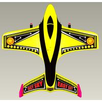 Buy cheap EasySky Mini 2CH RC Radio Controlled Model Airplanes With 350mm Wing Span , from wholesalers