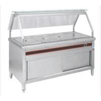 Buy cheap Bain Marie Table Set Stainless Steel Knockdown Series Dipping Cabinet product