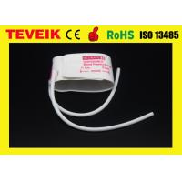 Buy cheap Double Hose Large Adult Disposable Blood Pressure Cuffs For Patient Monitor product