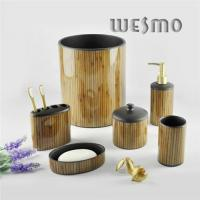 Polyresin bathroom sets and accessories quality for Bathroom accessories for sale