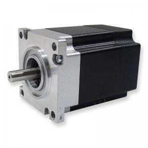 Buy cheap 57ZW3S Series 24v Dc Brushless Motor , Servo Motor Brushless 57 * 57 Mm Square Size product