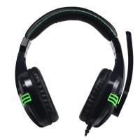 Buy cheap BK-X101 3.5mm Wired Earphone Gaming Headset PC Gamer Stereo Headphone with Microphone for Computer product