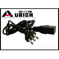 Buy cheap Inmetro Approval Brazil Power Cord With IEC C19 3 Pin Plug OEM Manufacture product