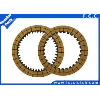 Buy cheap Automatic Transmission Friction Plates For Motorcycle Scooter ATV 3 Wheeler from wholesalers