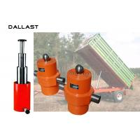 Buy cheap Tipper Power Unit And Telescopic Multi Stage Hydraulic Ram ISO9001 Certification product