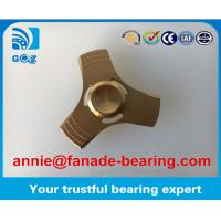 Buy cheap Tri-Spinner Fidgets Toys Zinc Alloy Hand Spinners Bearings 608 2017 New Design Office Toy Cheapest Price Zinc Alloy Hand product