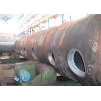 Buy cheap Gantry Flame Intersection Line Mechanical Pipe Saddle Cutting Machine product
