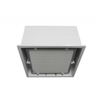 Buy cheap Powder Coated Steel HEPA Filter Terminal Box With Smooth Diffuser product