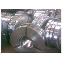 Buy cheap No.1 Finish Stainless Steel Strip Series 300 400 Material JIS ASTM Standard product