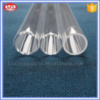 China Safe Packing high quality quartz tube for uv lamp OD18MM wholesale