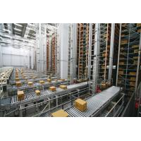 Automatic  Warehouse System , Storage And Retrieval Machine Apply In Food  Tobacco