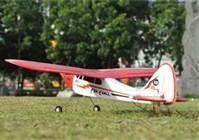 Buy cheap 2.4Ghz  RTF RC electric powered model airplanes park flyer with 4 Channel, brushless motor product