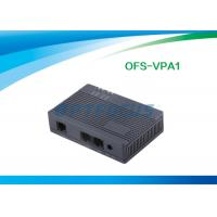 Buy cheap 10 / 100Base-T RJ-45 GSM VOIP FXS Gateway ATA 1 Port SIP H.323 10% - 65% Relative Humidity product
