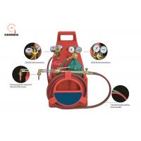 Quality Professional Welding Tools And Equipment Tote Oxygen Acetylene Welding Cutting Torch Kit With Tank for sale
