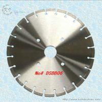 Buy cheap Silver Brazed Diamond Segmented Saw Blade for Cutting Concrete and Asphalt - DSBB06 product