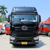 China 6x4 500hp Tractor Trailer Truck With Xichai CA6DM3-50E5 Engine And 12R22.5 Tire on sale
