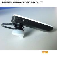 China Mini Mobile Mono Bluetooth Headset V3.0+EDR White With A2DP / HSP / HFP Profile on sale