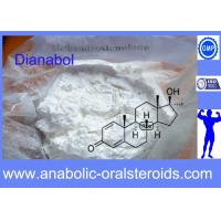 Quality Oral / Injectable Anabolic Steroid Dianabol Methandrostenolone CAS 72-63-9 for sale